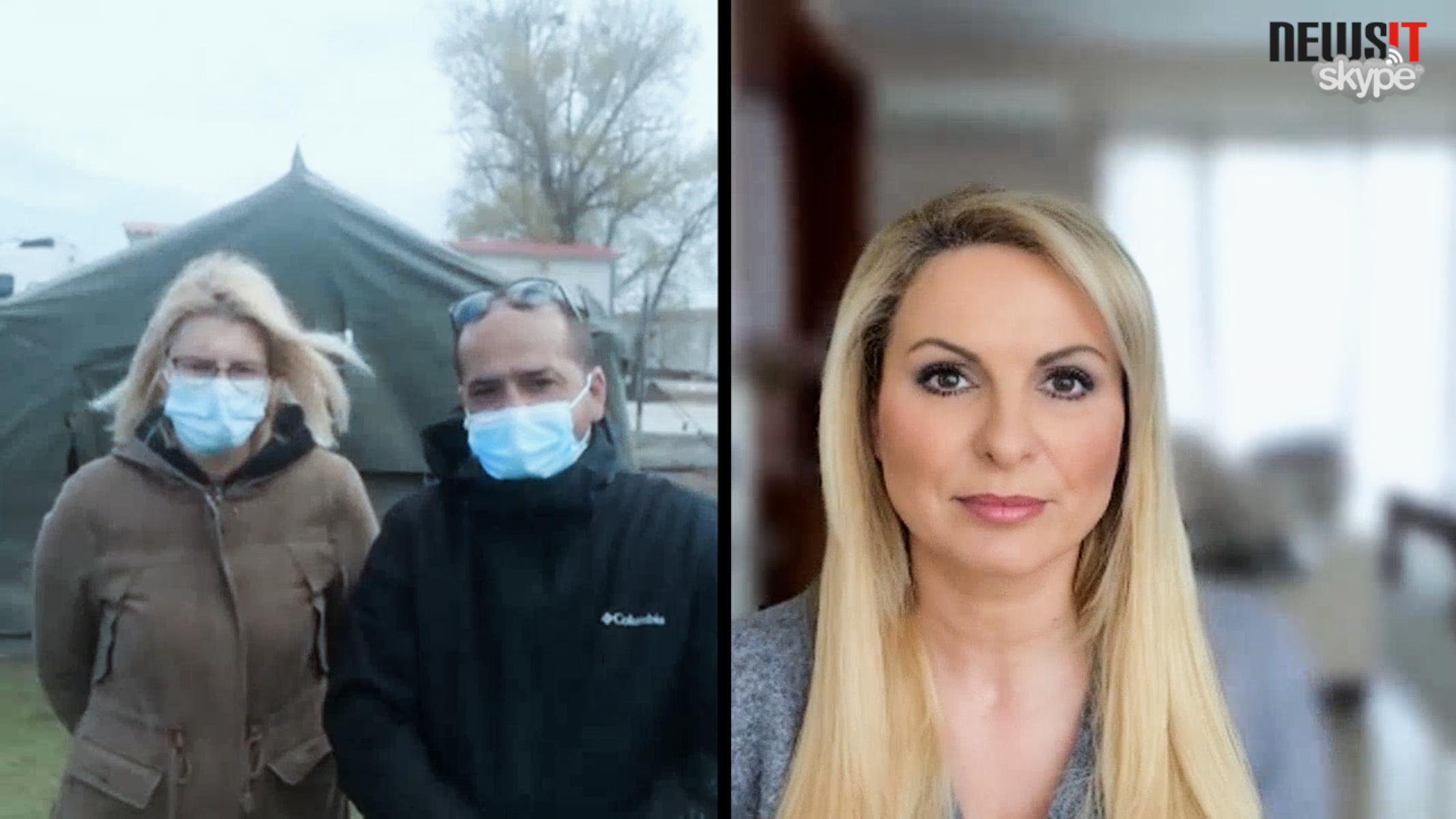 Θεσσαλία: «Έτσι είναι η ζωή μας μετά τον καταστροφικό σεισμό των 6,3 ρίχτερ» (video)