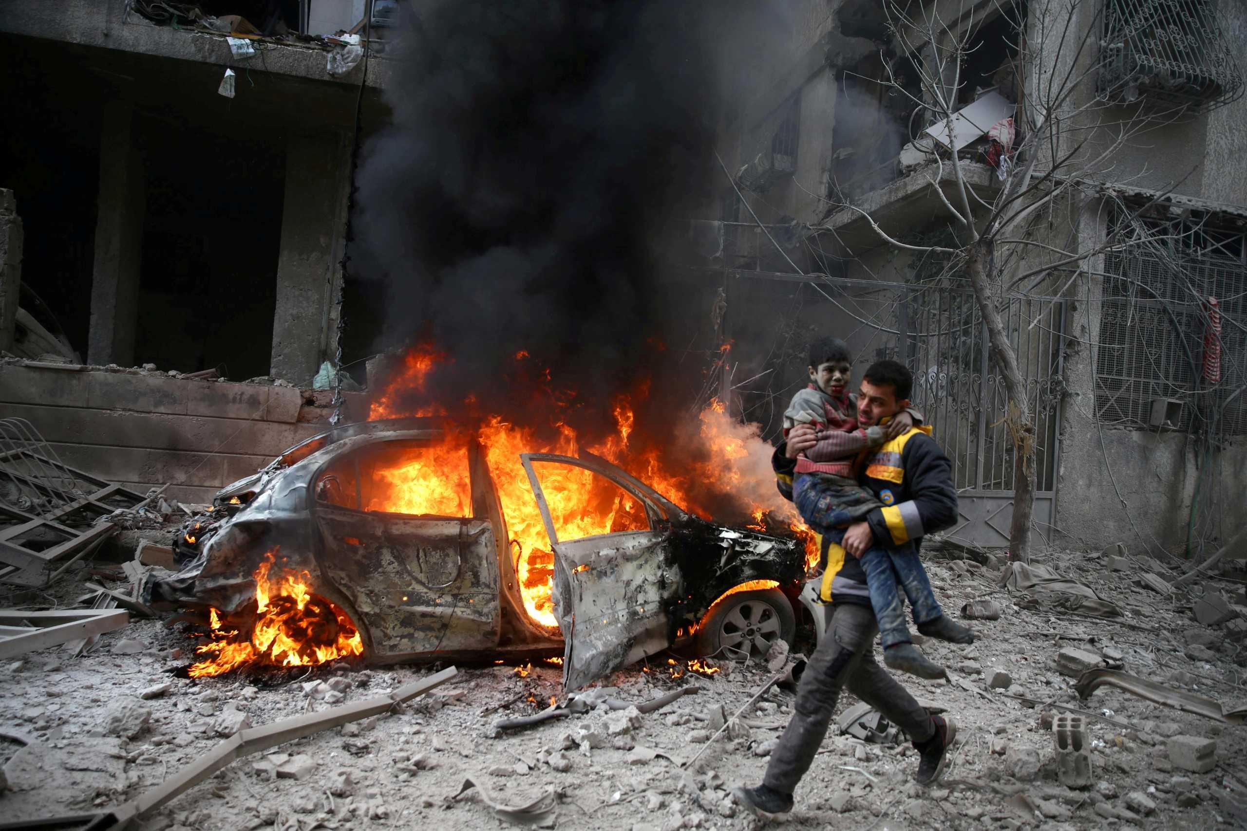 Συρία: Συμπλήρωσε 10 χρόνια ο αιματηρός πόλεμος – Τουλάχιστον 388.652 νεκροί