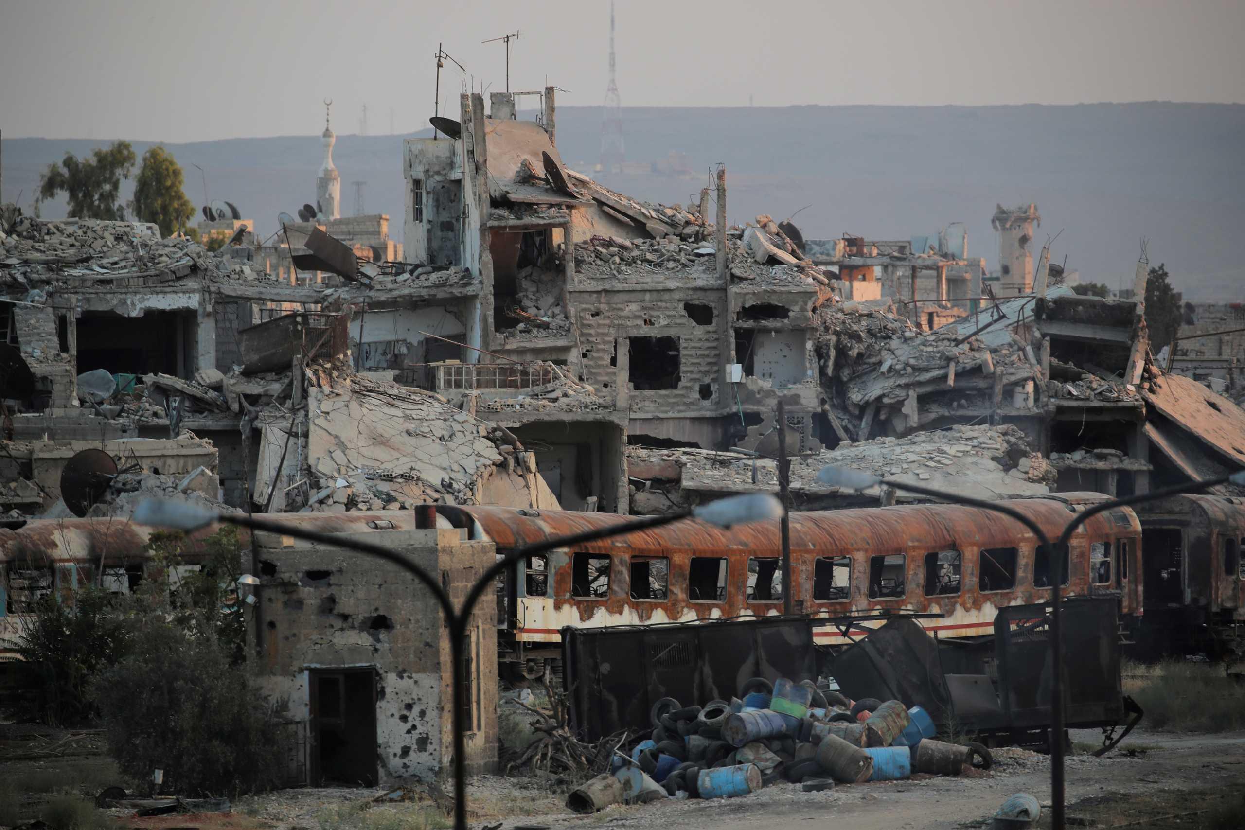 Συρία: Θα χρειαστούν «αρκετές γενιές» για την ανοικοδόμησή της – Πάνω από 1,8 εκατ. εκτοπισμένοι