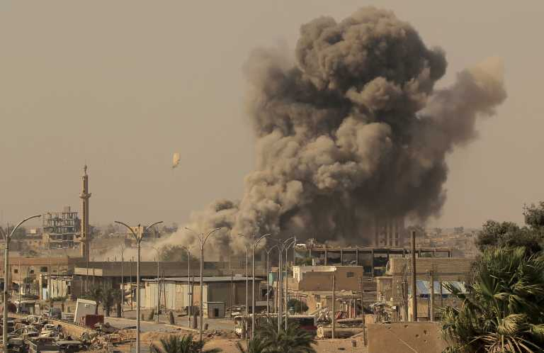 Συρία: 21 οι νεκροί από τους βομβαρδισμούς στην Αφρίν