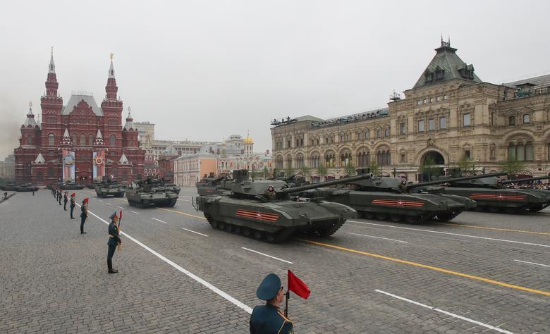 Armata: Πότε θα ενταχθούν οι τεθωρακισμένες μονάδες νέας γενιάς στο ρωσικό στρατό;