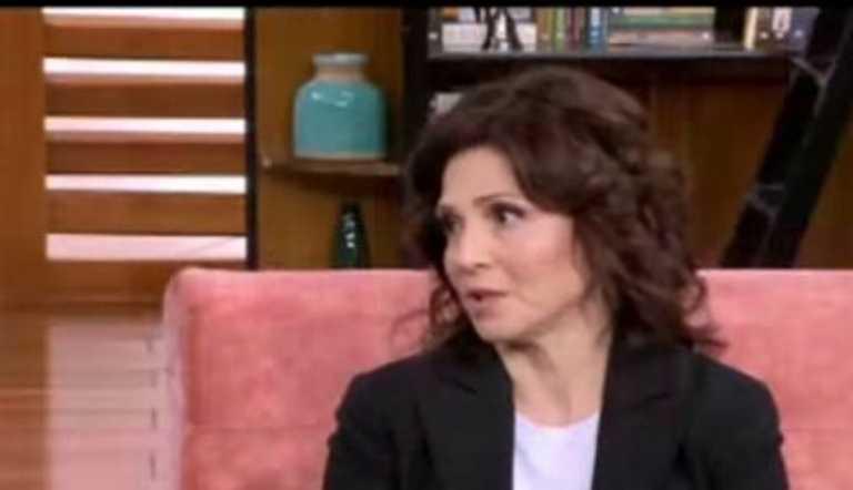 """Η Ταμίλα Κουλίεβα εξομολογείται: """"Ο Γιώργος Κιμούλης θεωρείται δύσκολος, απόλυτος συνεργάτης"""""""