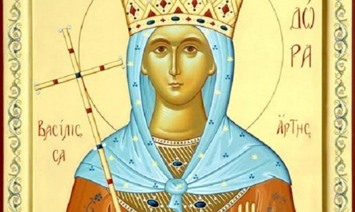 Ποια ήταν η Αγία Θεοδώρα η βασίλισσα που εορτάζεισήμερα;