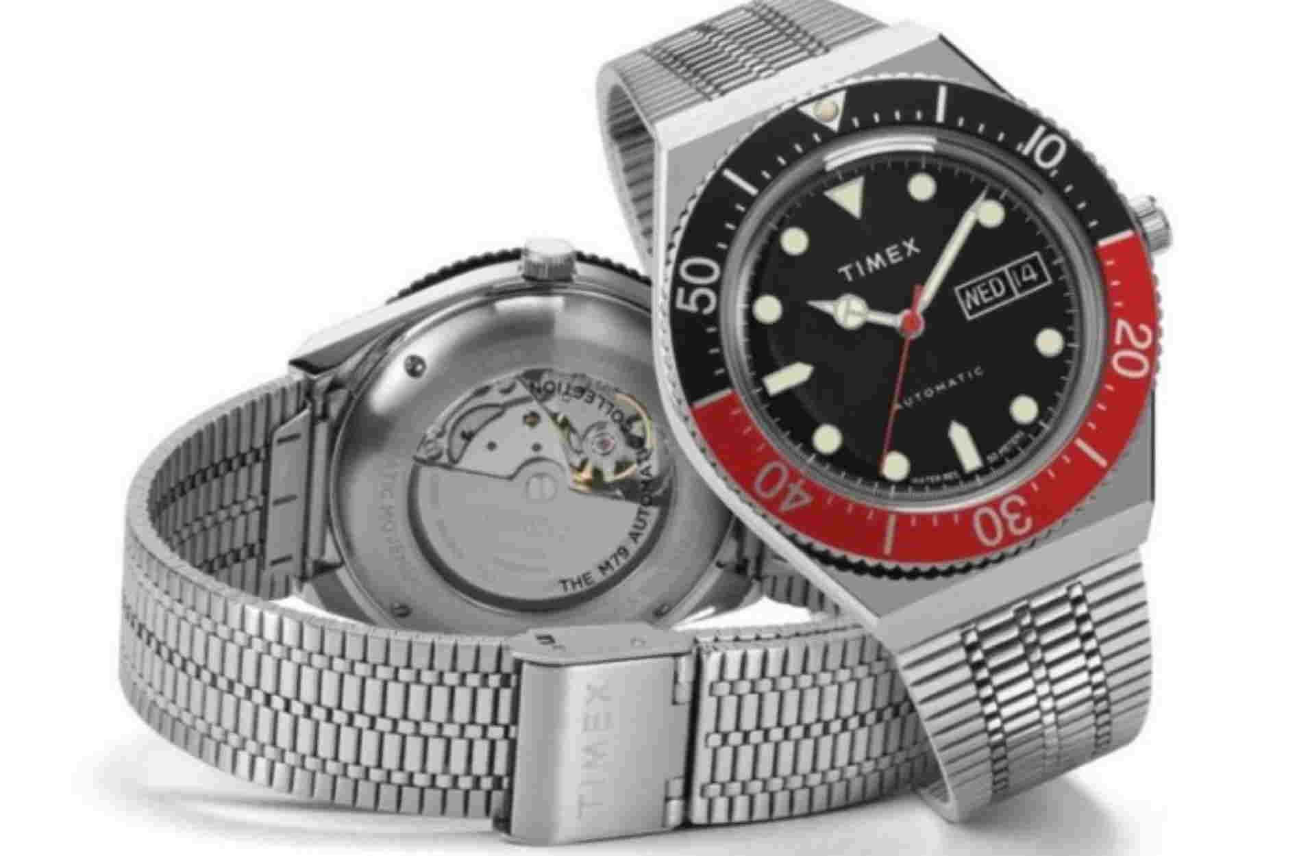 """Το νέο ρολόι της Timex είναι η καλύτερη εναλλακτική στο Rolex GMT-Master II """"Coke"""""""