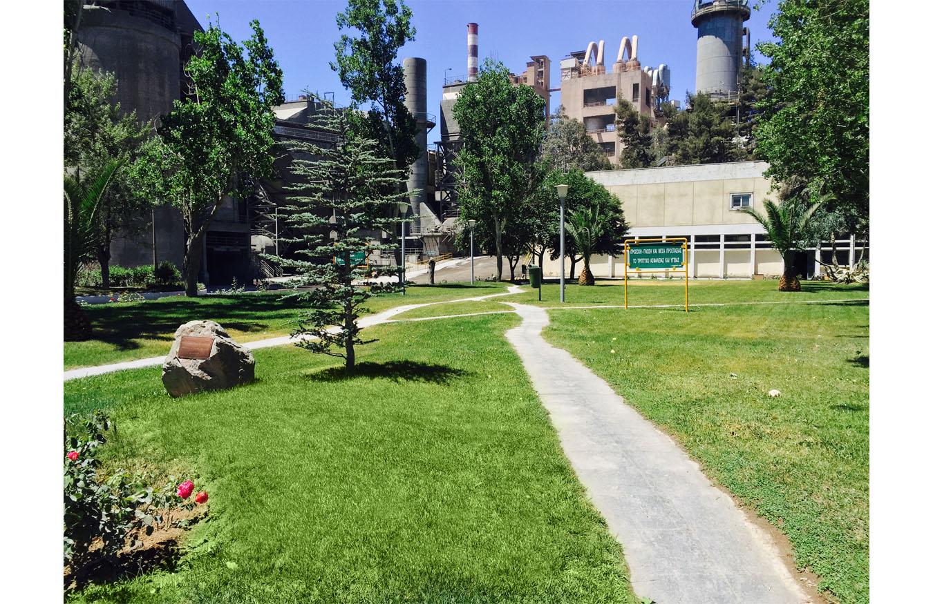 Τσιμέντα Tιτάν: «Πράσινες» επενδύσεις 25 εκατ. ευρώ στο εργοστάσιο Καμαρίου