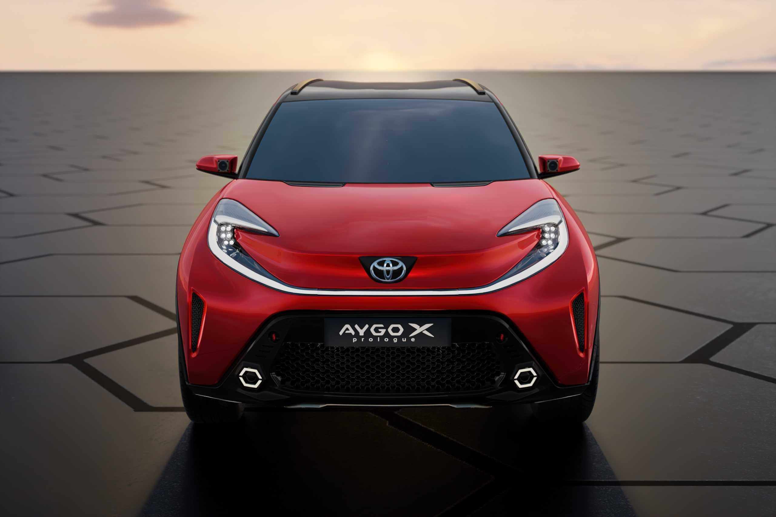 H Toyota μεταμορφώνει το νέο Aygo σε ένα crossover τσέπης! (video)