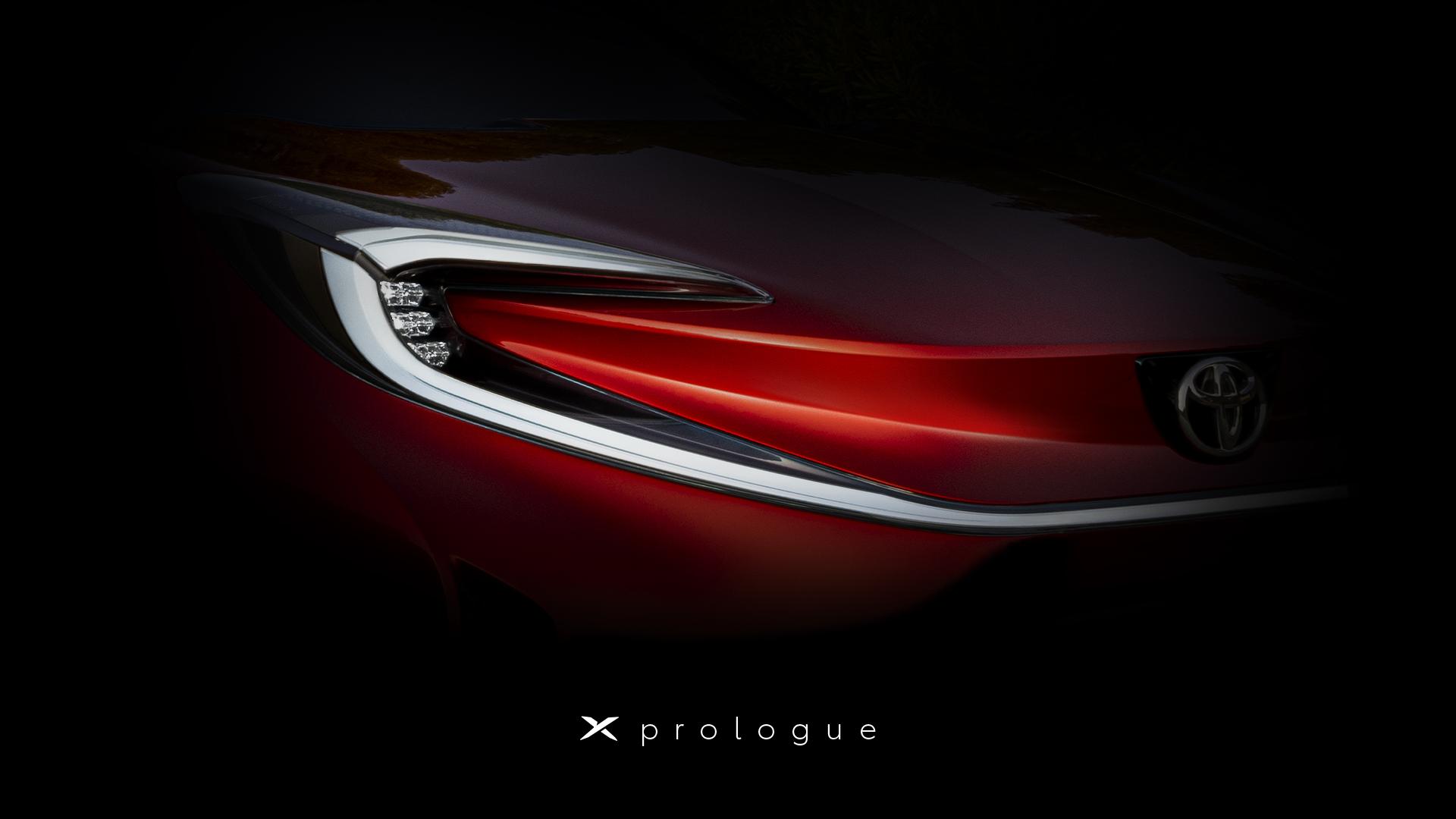 X Prologue: O προπομπός του πρώτου ηλεκτρικού SUV της Toyota [pics]