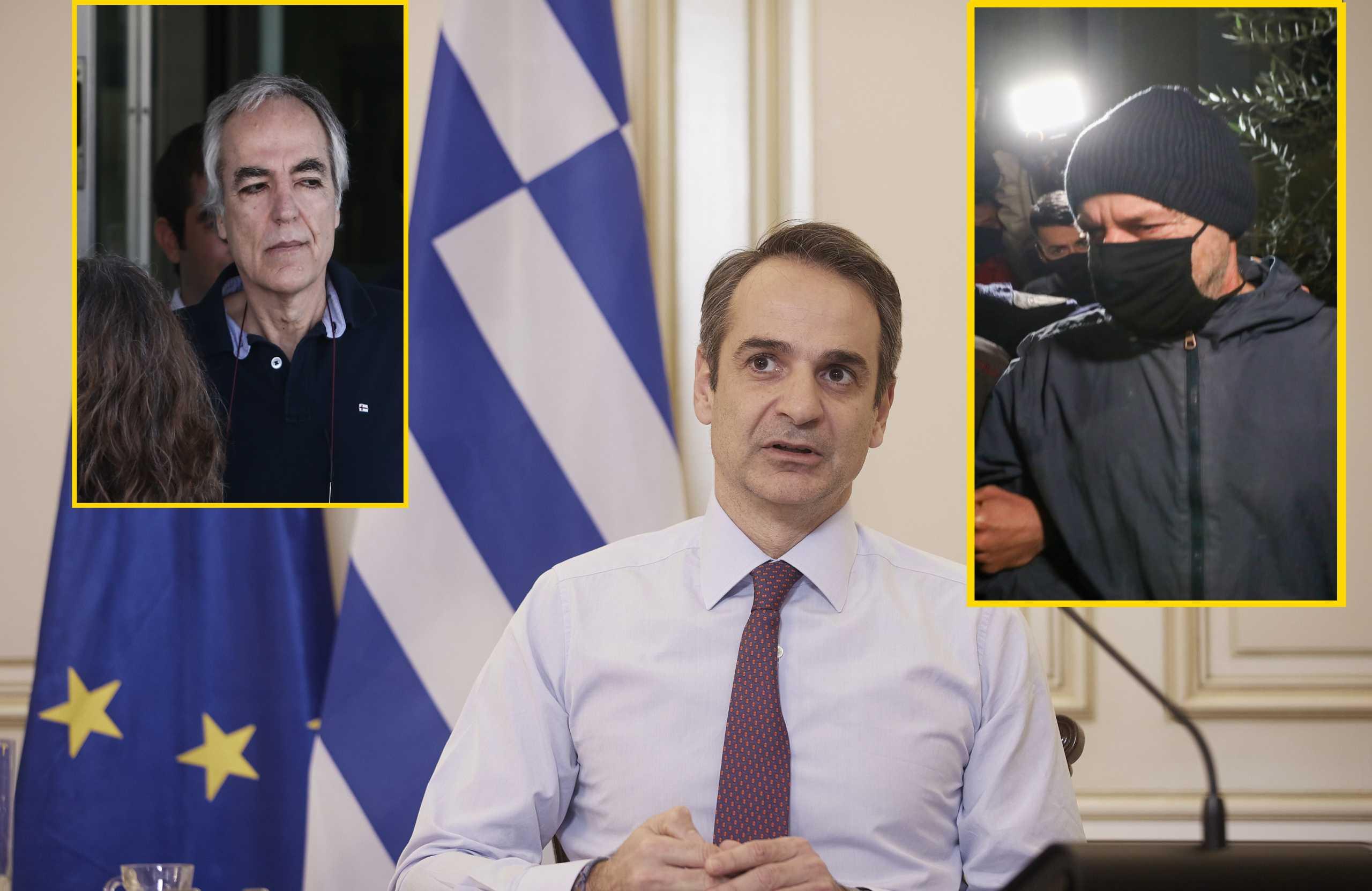 Δημοσκόπηση MRB: Κουφοντίνας, Λιγνάδης και έντονο πολιτικό σκηνικό στο επίκεντρο