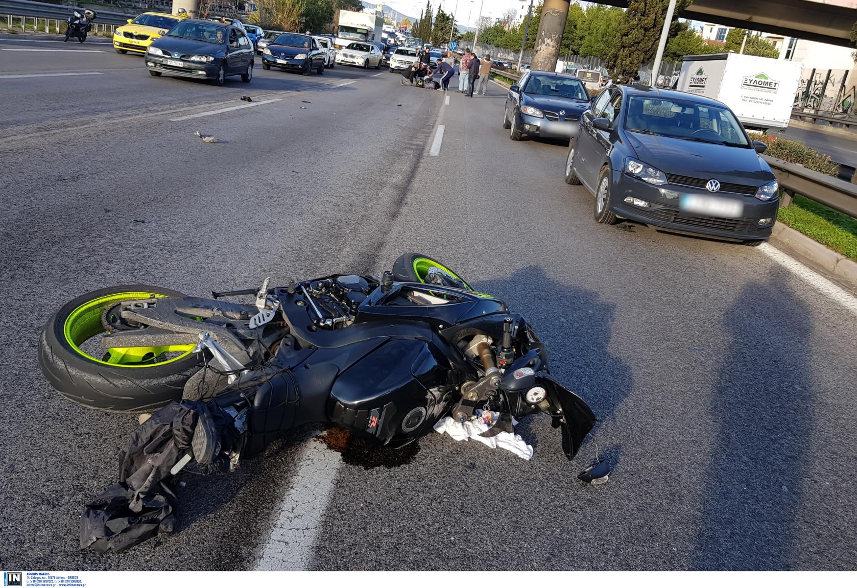 Νέο σοβαρό τροχαίο στην Κρήτη – Χαροπαλεύει 22χρονος μοτοσικλετιστής