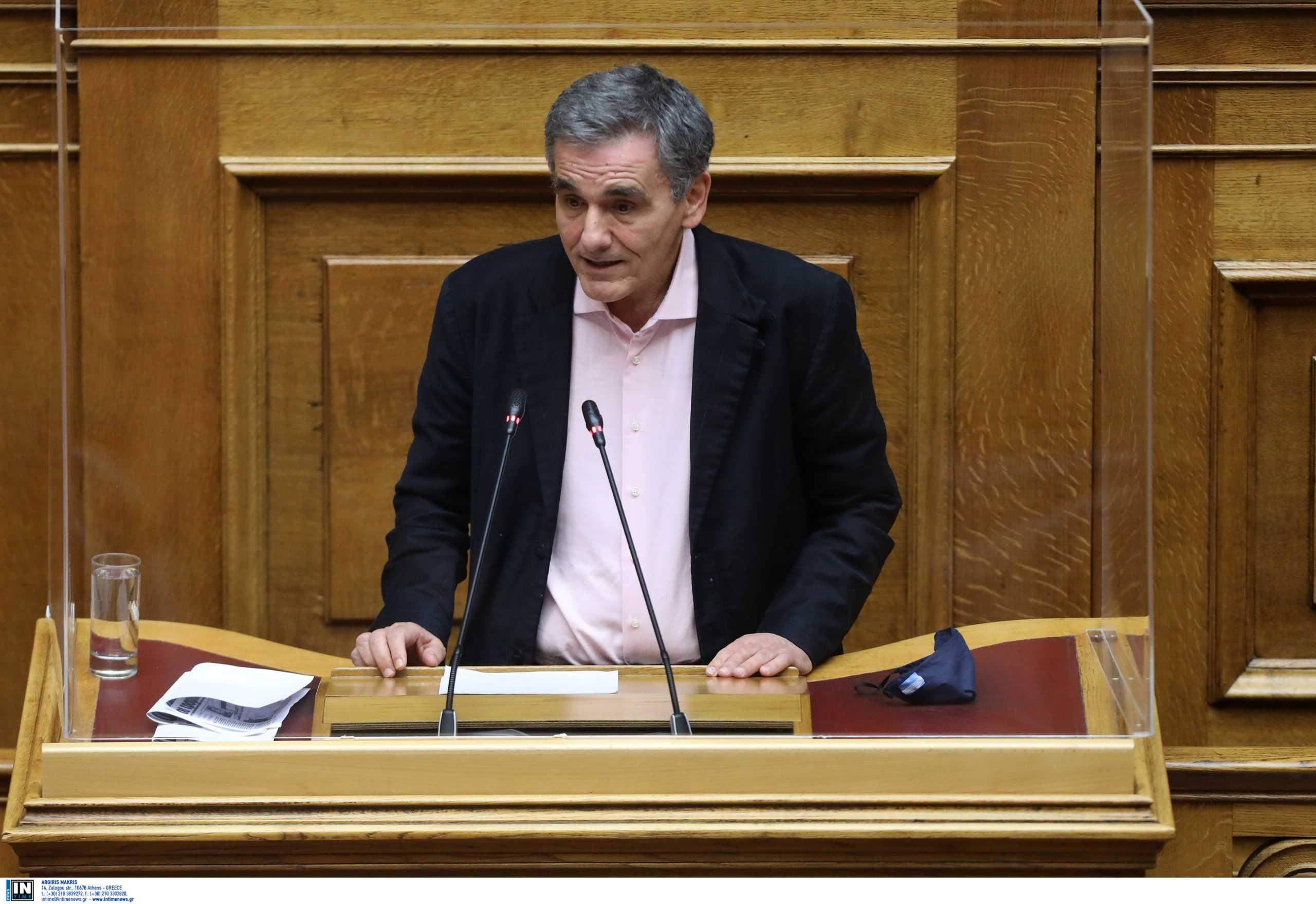 Ρεπό: Τσακαλώτος τρολάρει Χατζηδάκη με το δημόσιο χρέος