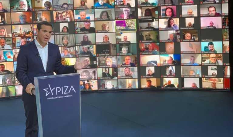 ΣΥΡΙΖΑ: Πανικός στο Μαξίμου, ο Μητσοτάκης αντιμετωπίζει την πανδημία με όρους προπαγάνδας