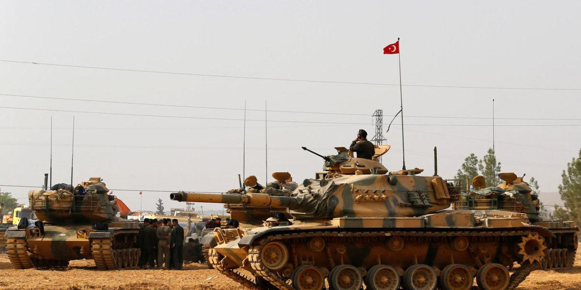 FAZ: H βιομηχανία εξοπλισμών του Ερντογάν και η επιδίωξη τουρκικής περιφερειακής ηγεμονίας