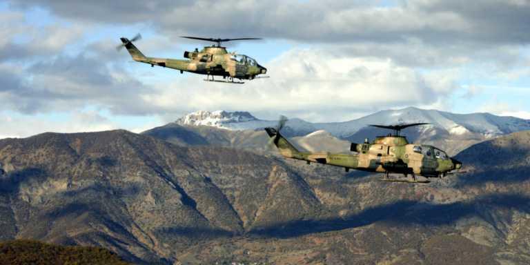 Συντριβή στρατιωτικού ελικοπτέρου στην Τουρκία