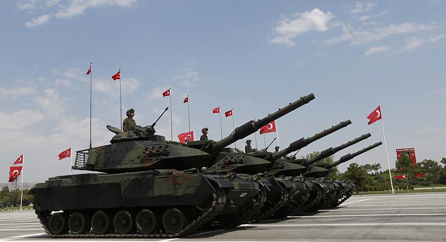 Η Βόρεια Μακεδονία και η Τουρκία υπέγραψαν 5η συμφωνία στρατιωτικής συνεργασίας