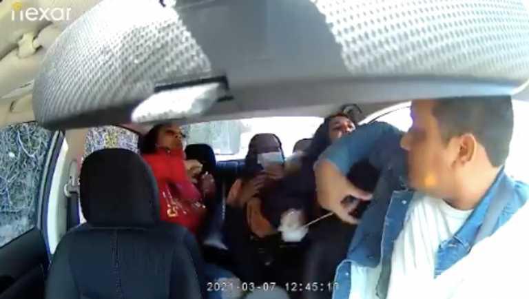Έβρισαν, έβηξαν και ψέκασαν οδηγό Uber γιατί τους είπε να φορέσουν τις μάσκες τους