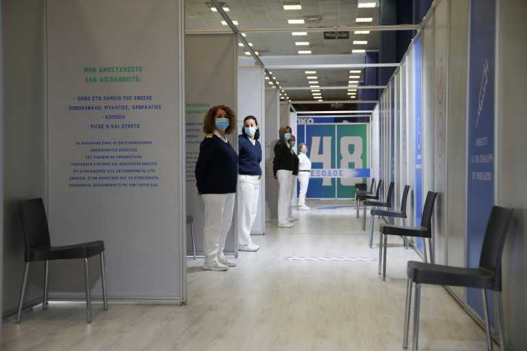 Κορονοϊός – Αντιπρόεδρος ΕΟΔΥ: Πότε ξεκινούν οι εμβολιασμοί στις ευπαθείς ομάδες (vid)