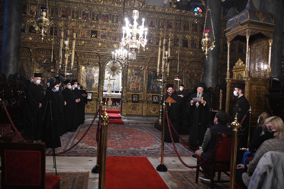 Οικουμενικός Πατριάρχης: Ο Τόμος της Αυτοκεφαλίας ήταν πράξη ευθύνης της Μητρός Εκκλησίας σε εκατομμύρια Ουκρανούς ορθόδοξους αδελφούς