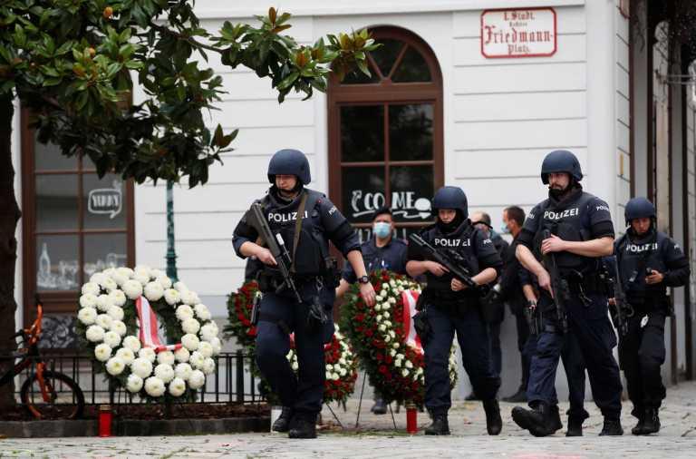 Συνολικά 80 φορές πυροβόλησε ο δράστης της τρομοκρατικής επίθεσης της Βιέννης