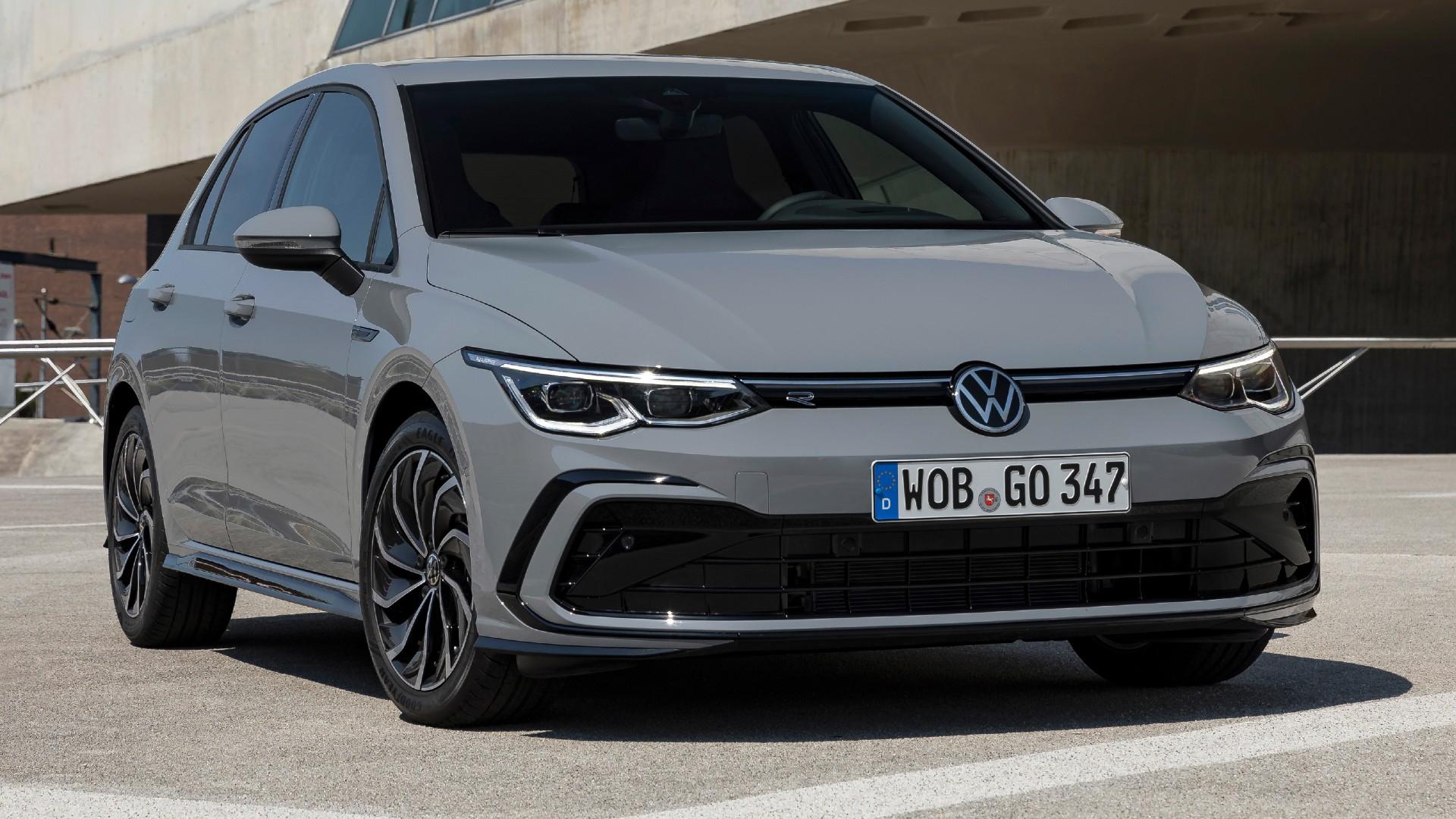 Νέες mild hybrid εκδόσεις στη γκάμα του Volkswagen Golf