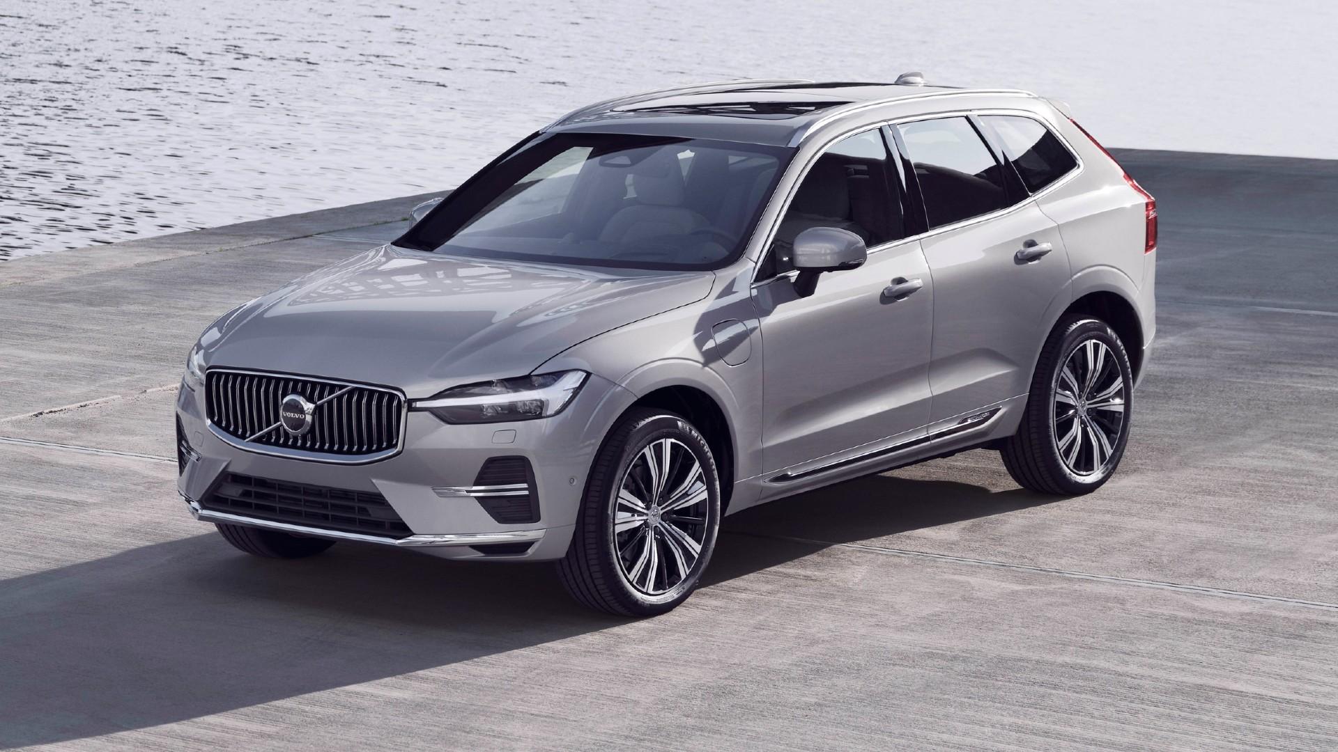 Νέο Volvo XC60 με infotainment της Google [vid]