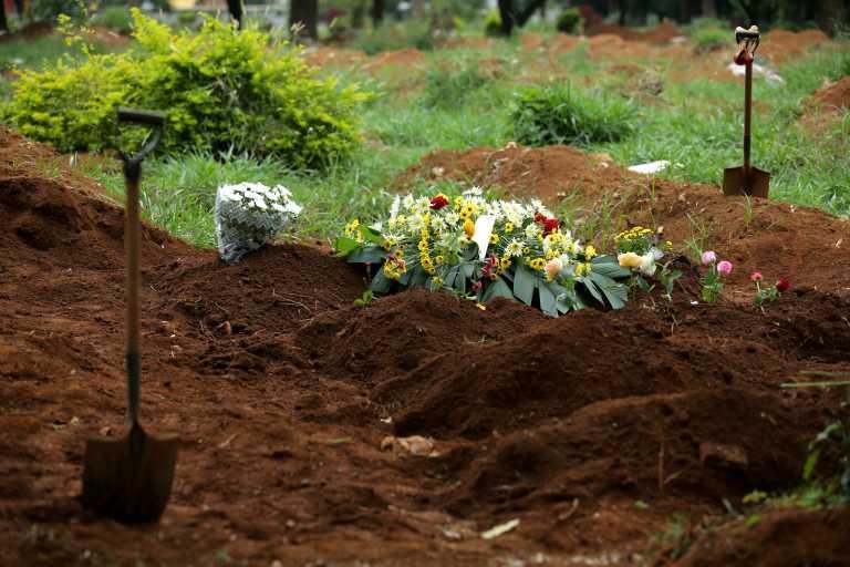 Βραζιλία: Αλλο ένα εφιαλτικό 24ωρο με 3.459 θανάτους από κορονοϊό
