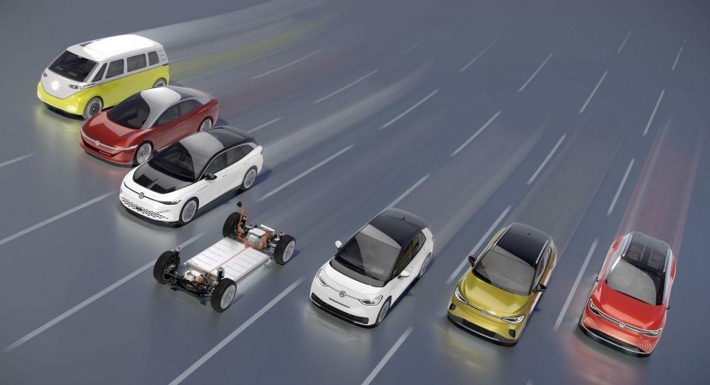 Εκτοξεύτηκε η μετοχή της Volkswagen μετά την ανακοίνωση ότι θα γίνει ο μεγαλύτερος παραγωγός ηλεκτρικών οχημάτων