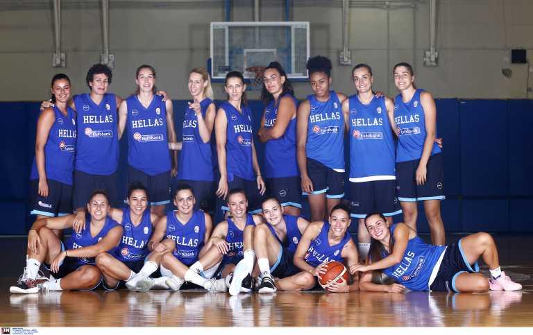 Eurobasket 2021: Αυτοί είναι πιθανοί αντίπαλοι της Εθνικής Ελλάδας στις γυναίκες