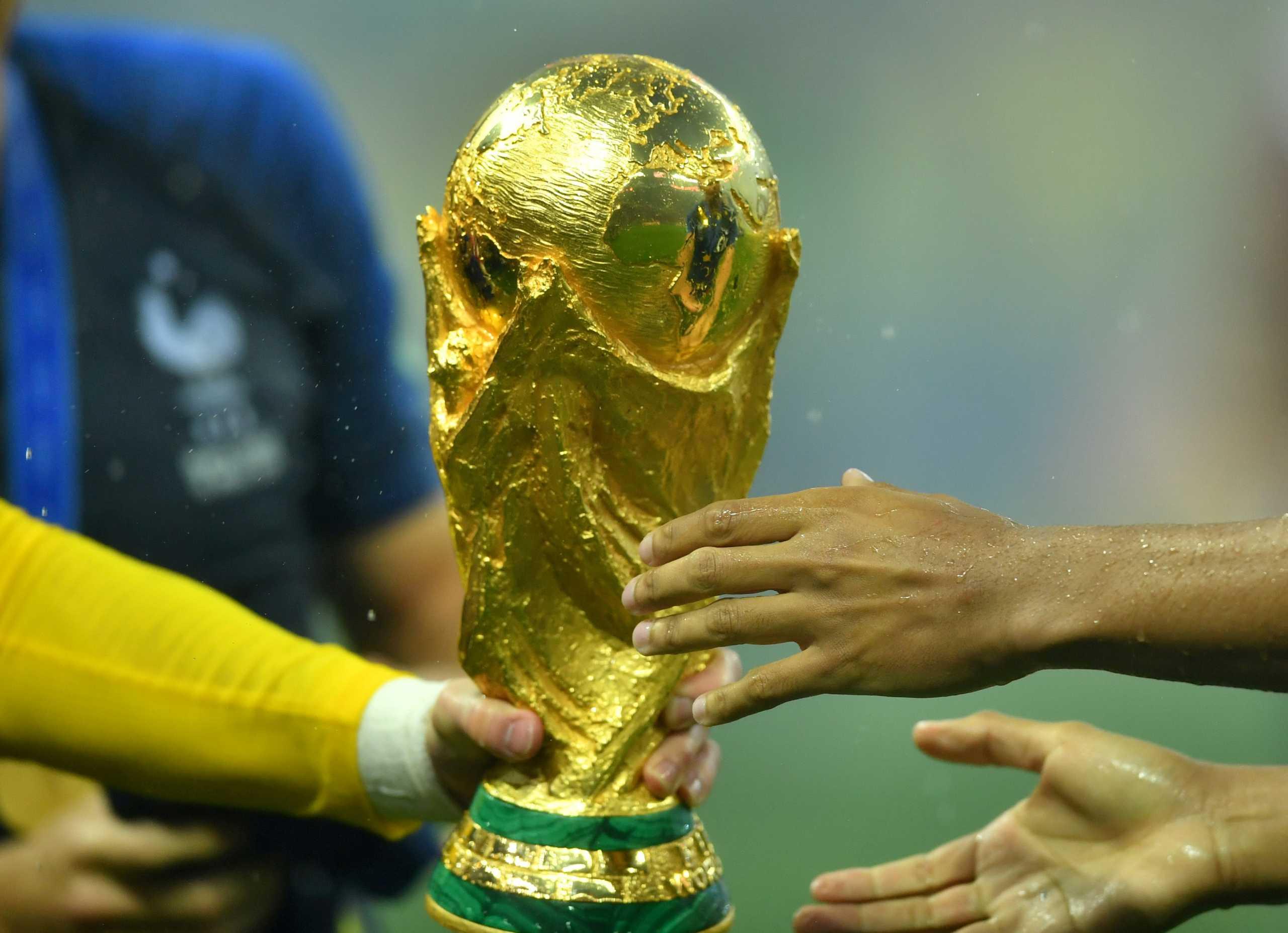 Η Εθνική Ομάδα μπαίνει στη μάχη για το Παγκόσμιο Κύπελλο