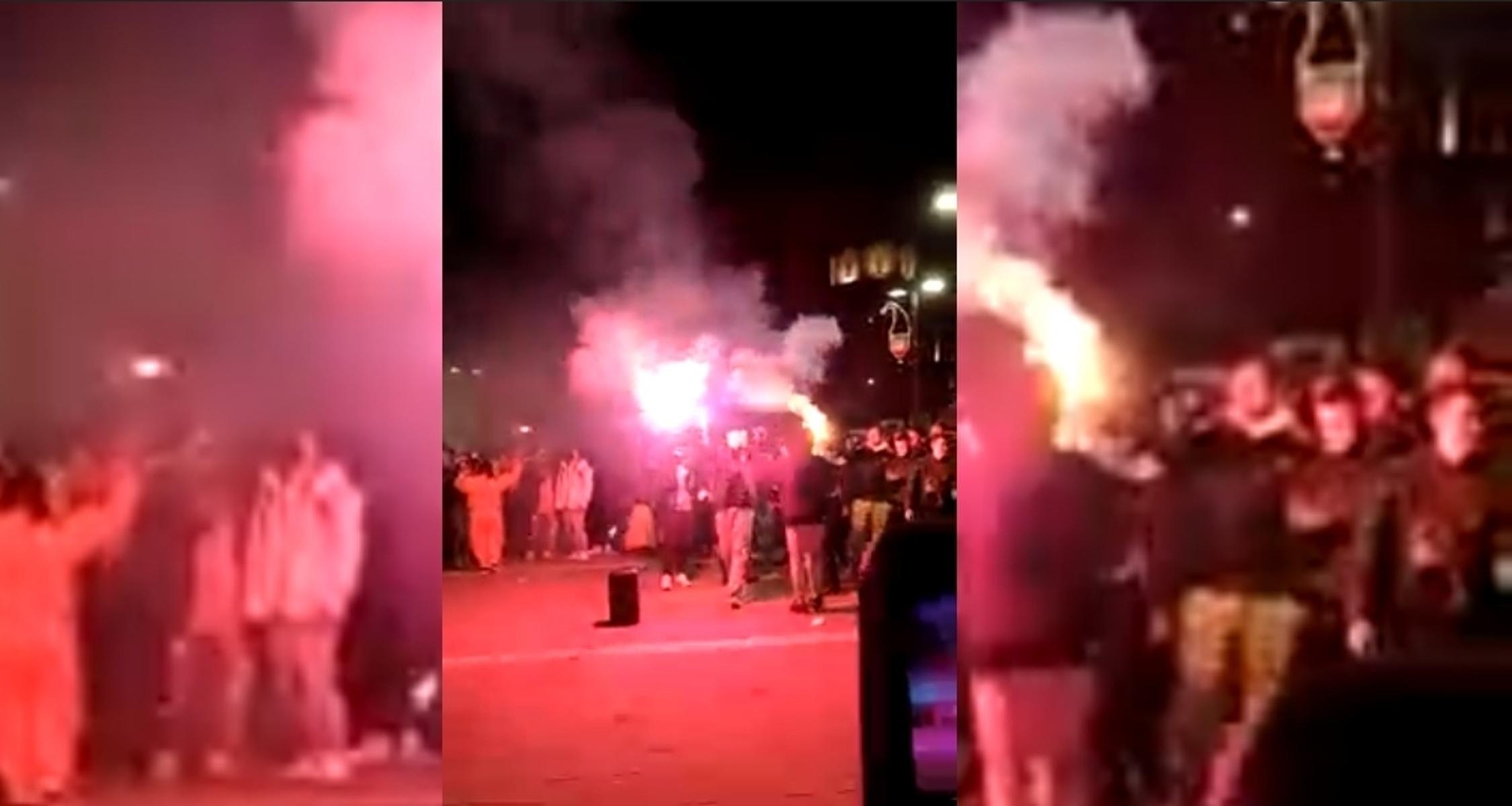Ξάνθη – Κορονοϊός: Πρόστιμο στον βασιλιά του καρναβαλιού – Οι εικόνες που έφεραν «καμπάνες» (video)
