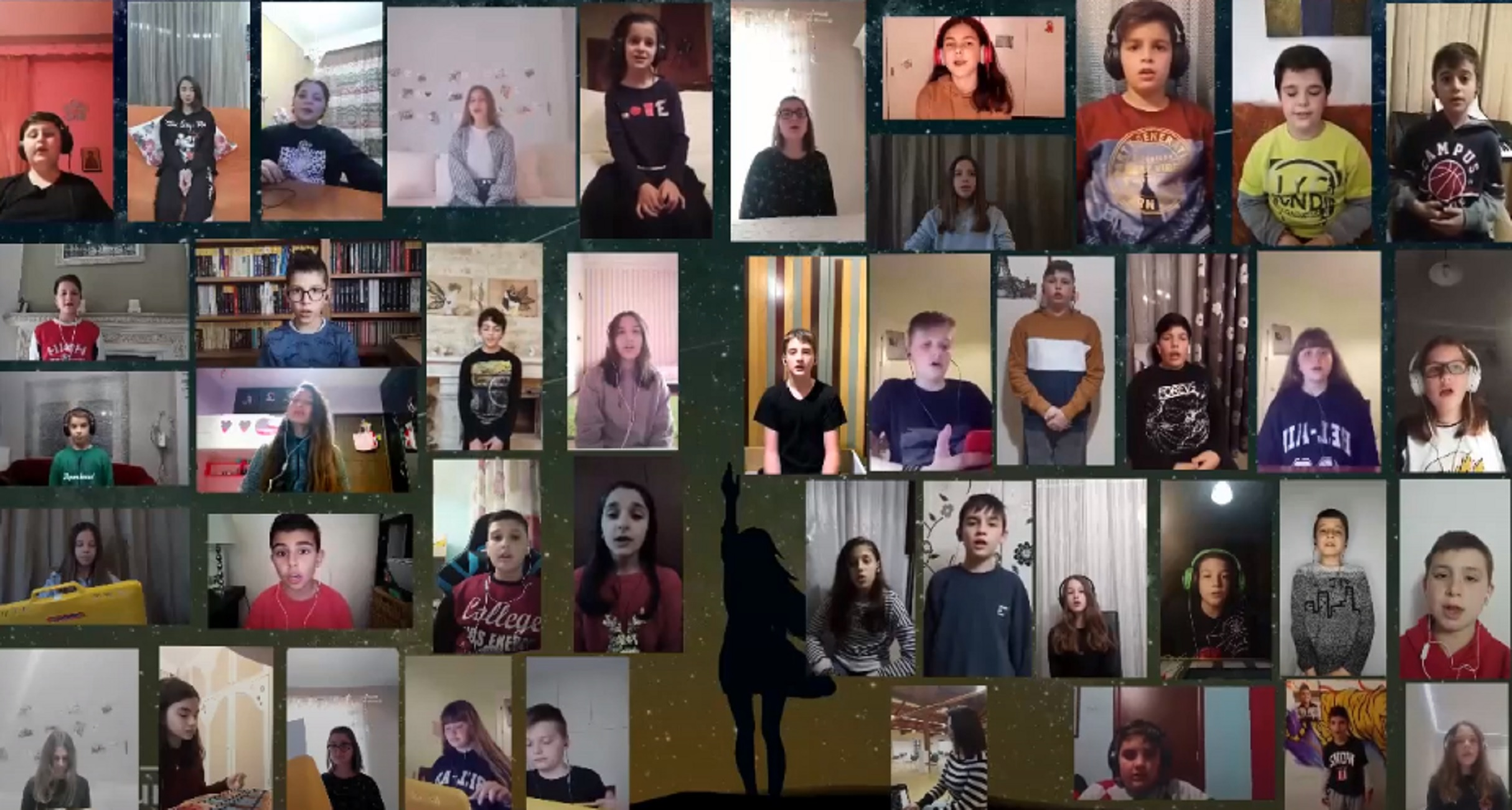 Ξάνθη: Το πιο γλυκό ευχαριστώ από μαθητές δημοτικού – Το τραγούδι που  αφιέρωσαν στους δασκάλους τους (video)