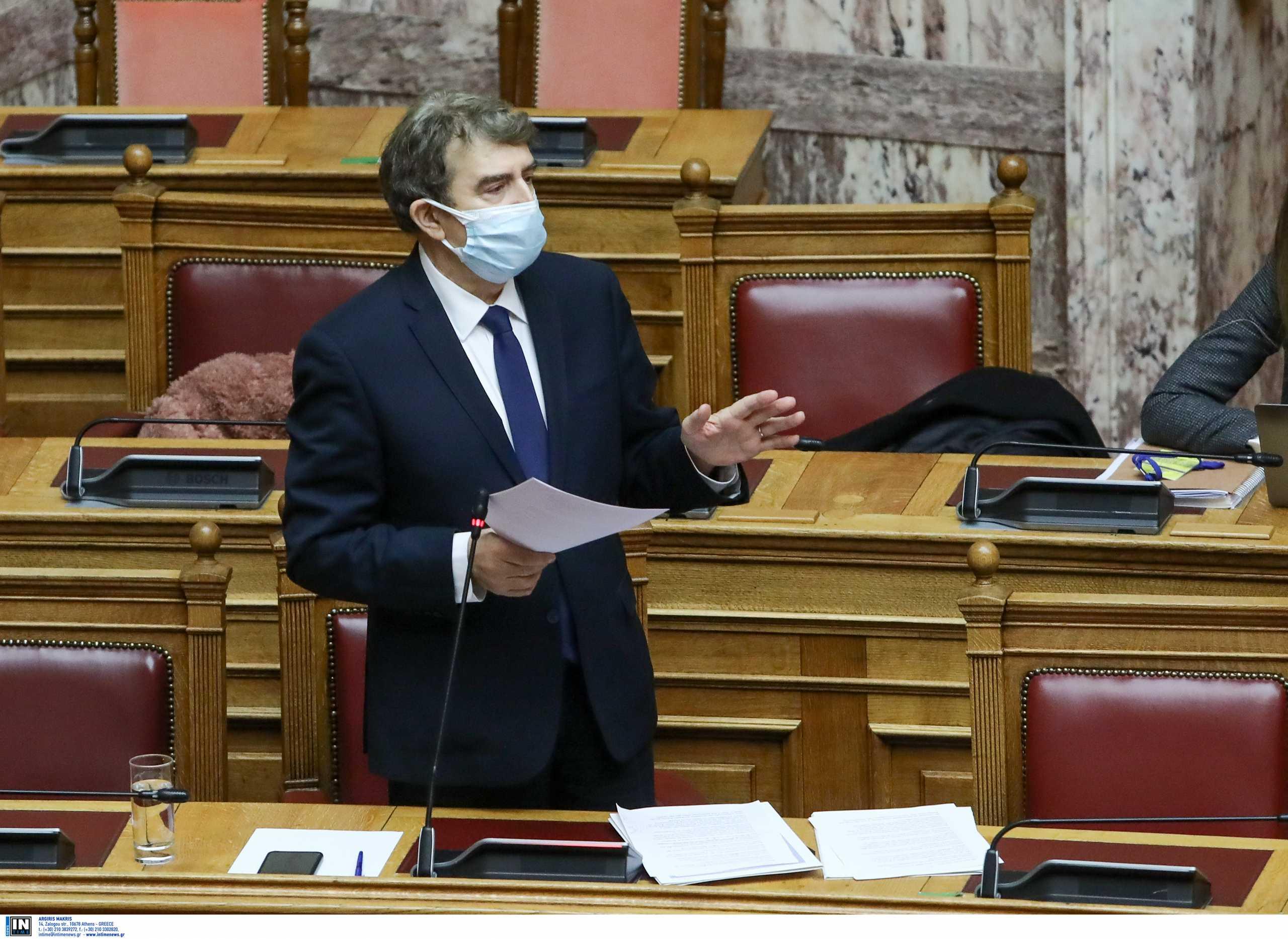 Χρυσοχοΐδης: Ζητώ συγγνώμη από οποιονδήποτε έχει υποστεί αυθαιρεσία