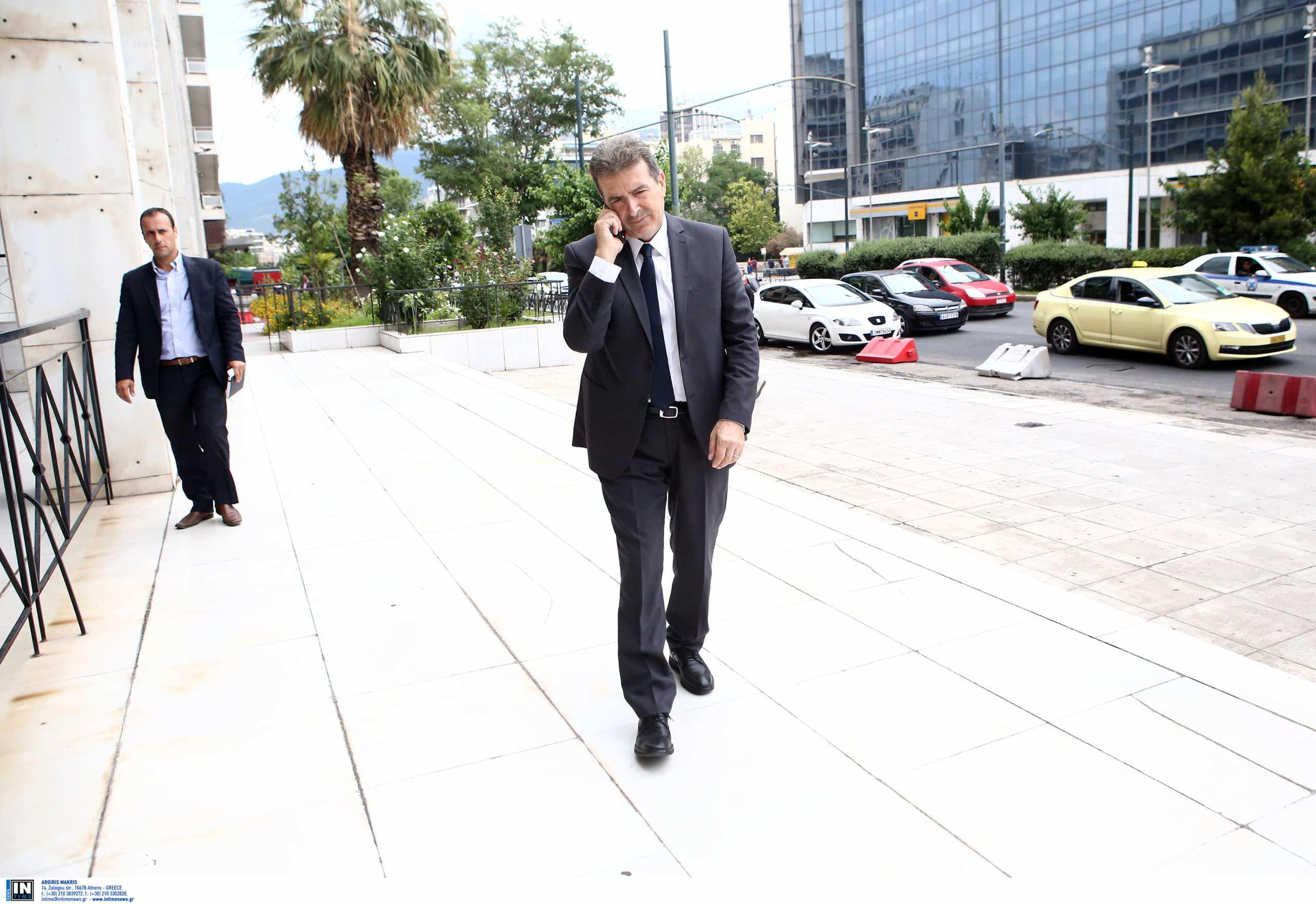 Υπόθεση Κουφοντίνα: Τι συζήτησε ο Χρυσοχοΐδης στην έκτακτη σύσκεψη με τους αξιωματικούς της ΕΛ.ΑΣ
