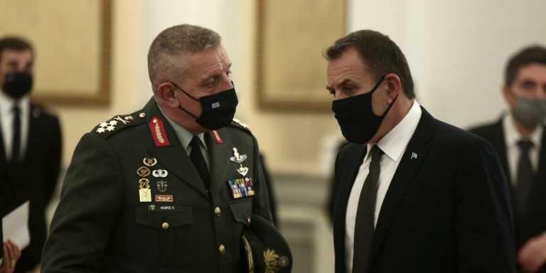 Παναγιωτόπουλος: Το «μήνυμα» ΥΕΘΑ για τη συμβολή των Ενόπλων Δυνάμεων στην Ελασσόνα! (pic)