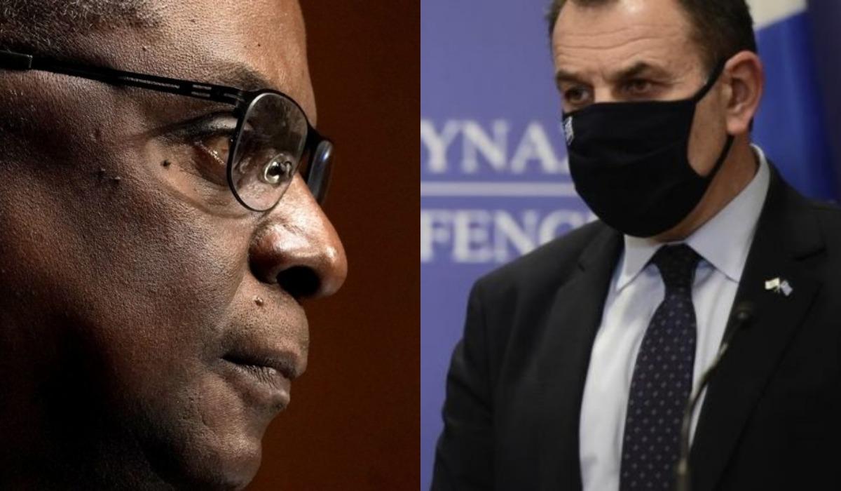 Παναγιωτόπουλος: Ορίστηκε η τηλεφωνική επικοινωνία του με τον Αμερικανό Υπουργό Άμυνας Όστιν!