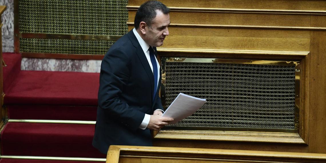 Παναγιωτόπουλος: Τι είπε για τις μειώσεις κρατήσεων στα μερίσματα Μετοχικών Ταμείων των ΕΔ