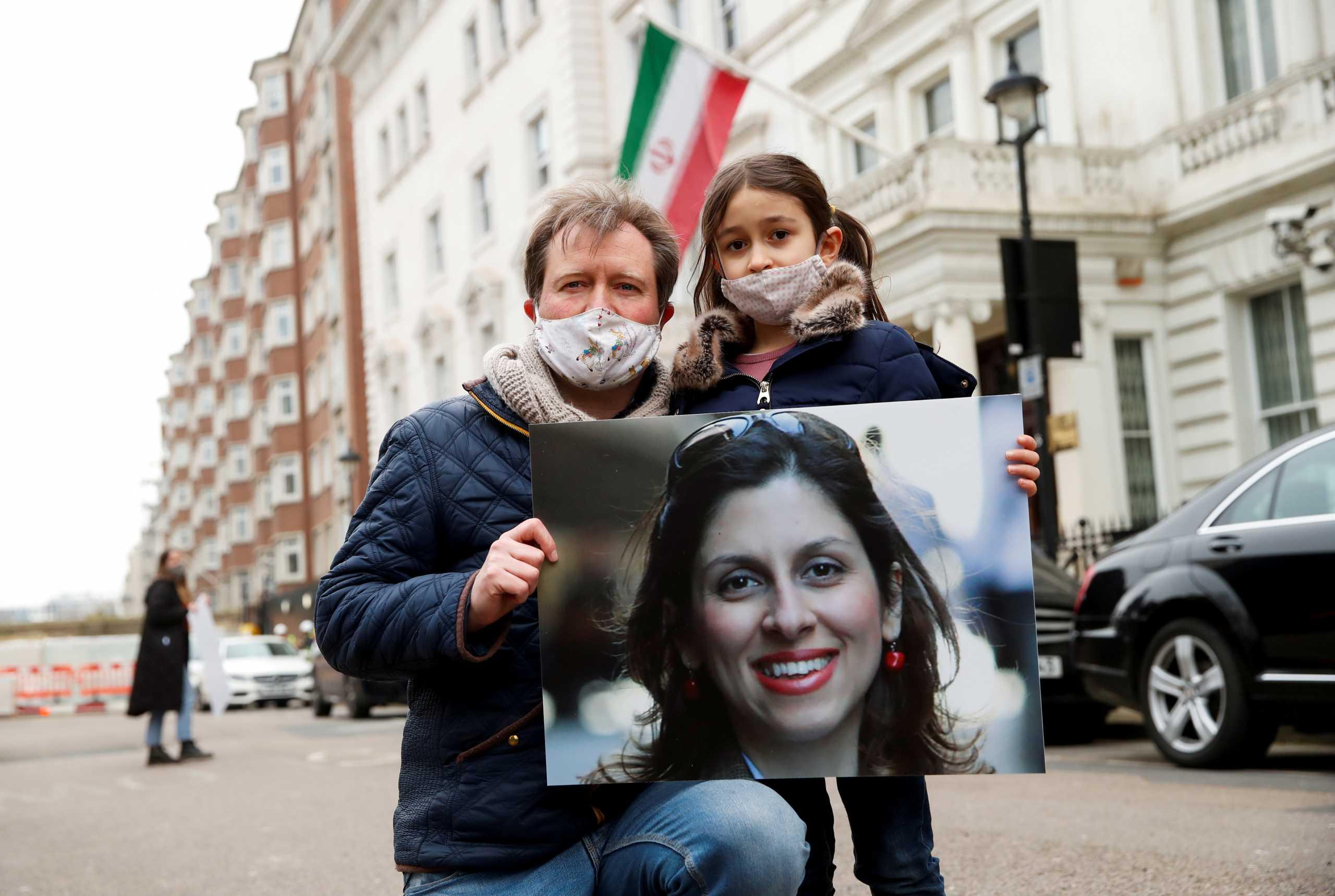 Βρετανός ΥΠΕΞ: Απαράδεκτη και αυθαίρετη  η δεύτερη δίκη της Ζαγαρί-Ράτκλιφ