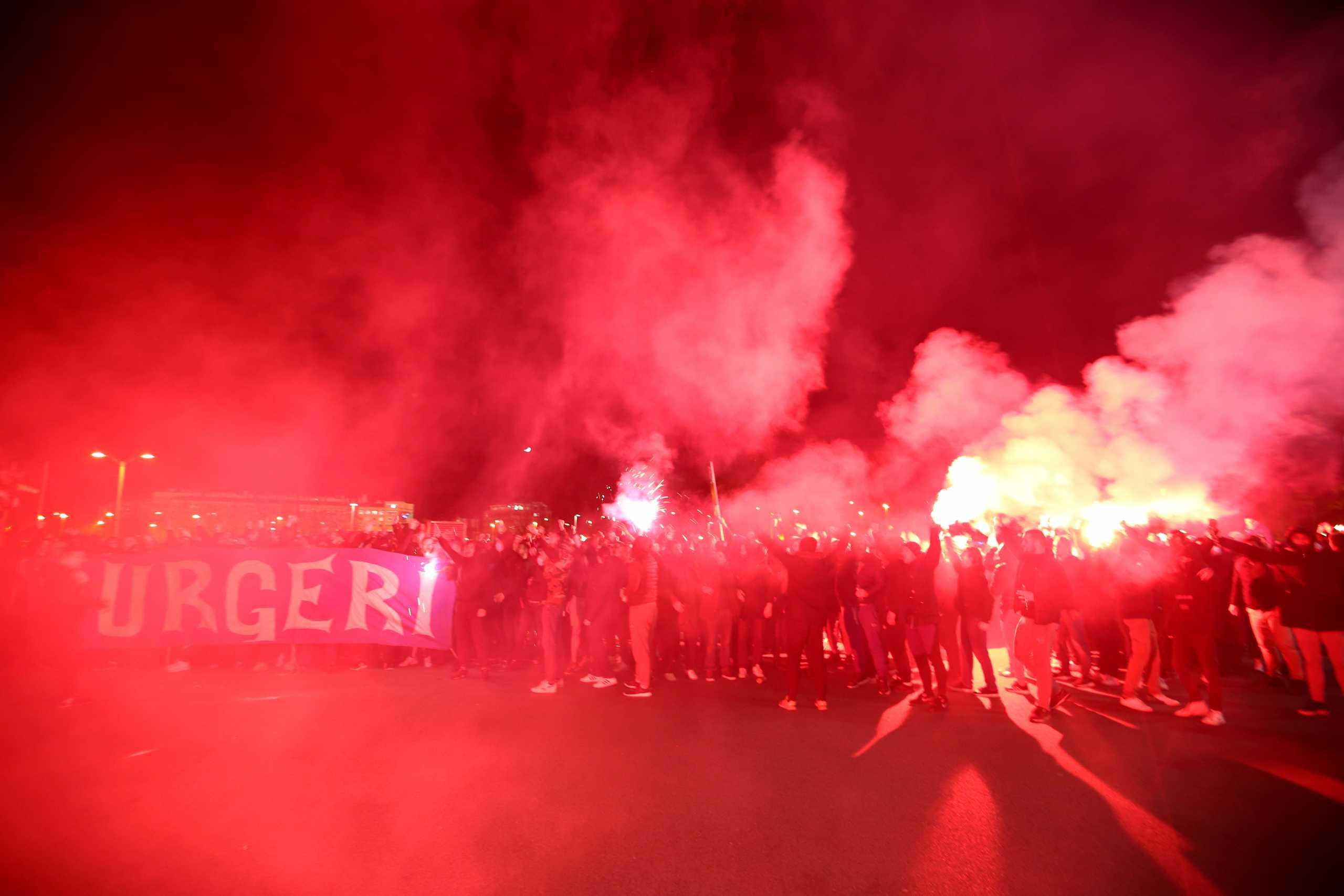 Europa League: «Κάηκε» το Ζάγκρεμπ για την ιστορική πρόκριση της Ντιναμό (pics)