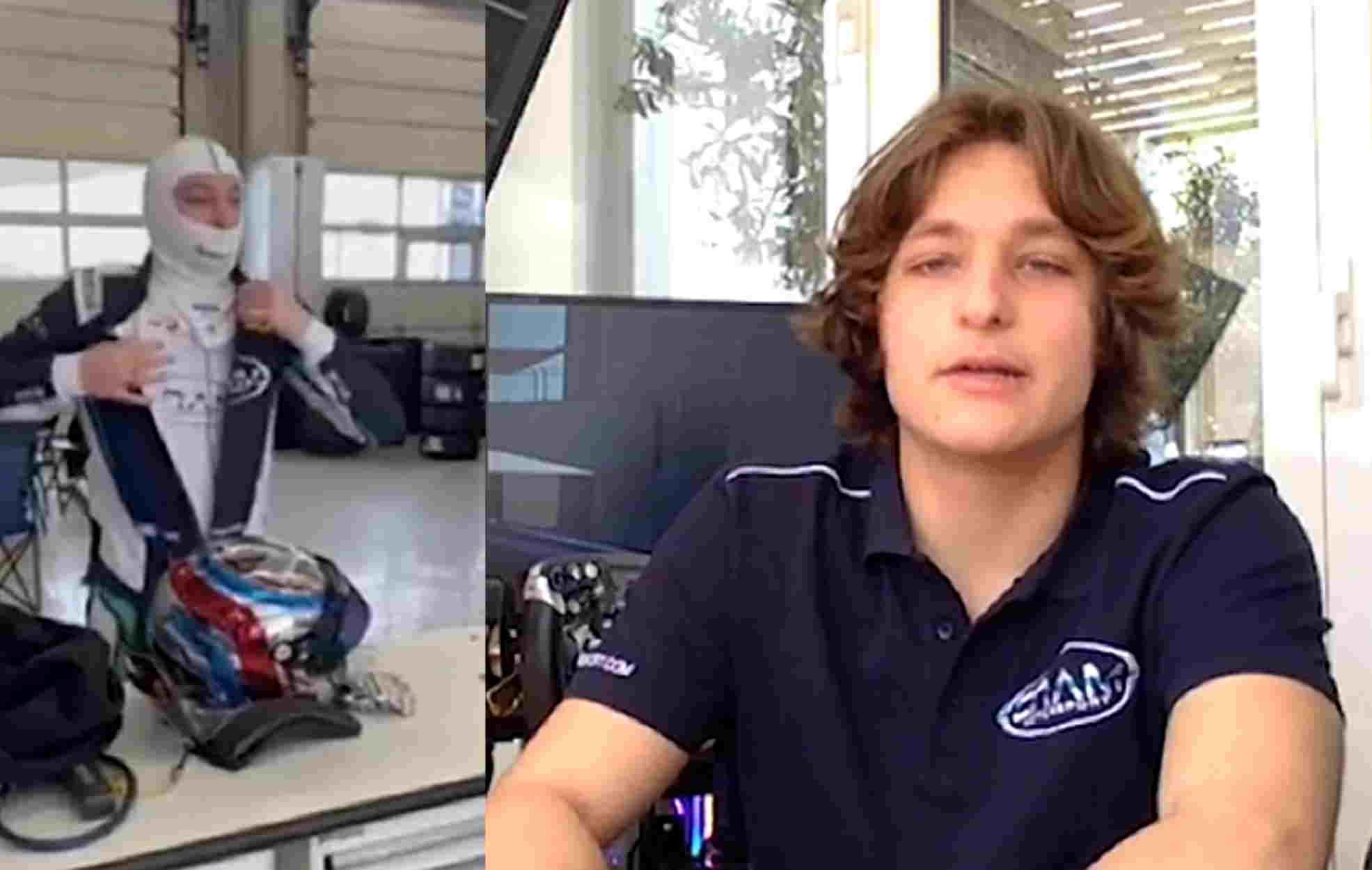 Ο 16χρονος Έλληνας που οδηγεί Formula 4 και θέλει να γίνει ο νέος Χάμιλτον