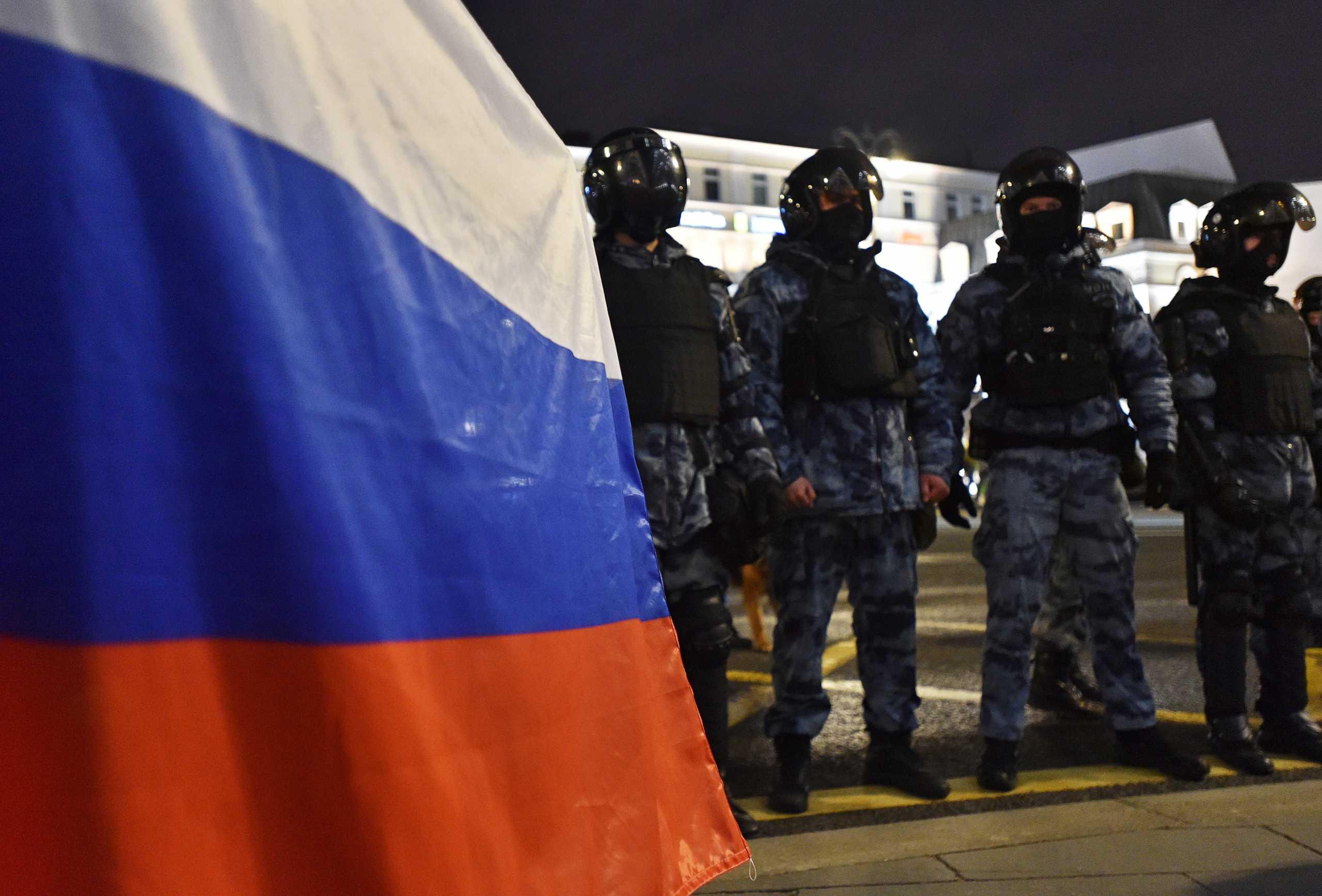 Ρωσία – Ναβάλνι: Περίπου 1.800 συλληφθέντες στις διαδηλώσεις υπέρ του φυλακισμένου επικριτή του Πούτιν