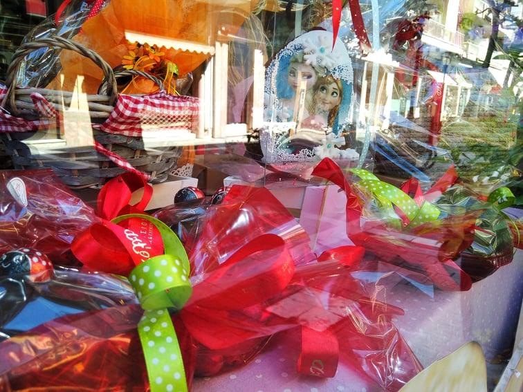 Λάρισα: Μόνο τα σοκολατένια αυγά θυμίζουν ότι το Πάσχα πλησιάζει – Προβληματισμός στην αγορά (pics)