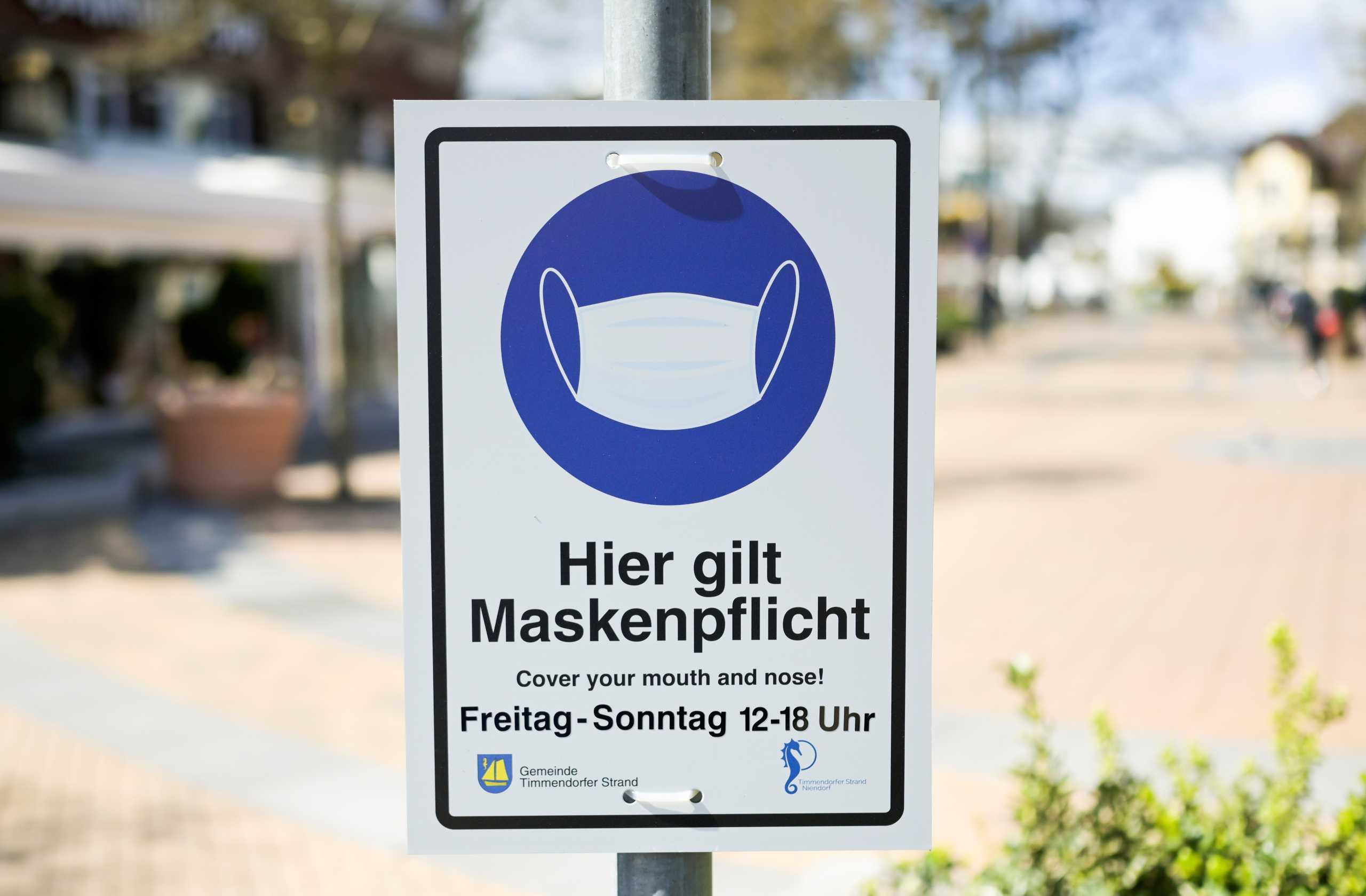 Γερμανία: «Διαξιφισμοί» για το εθνικό φρένο έκτακτης ανάγκης για τον κορονοϊό