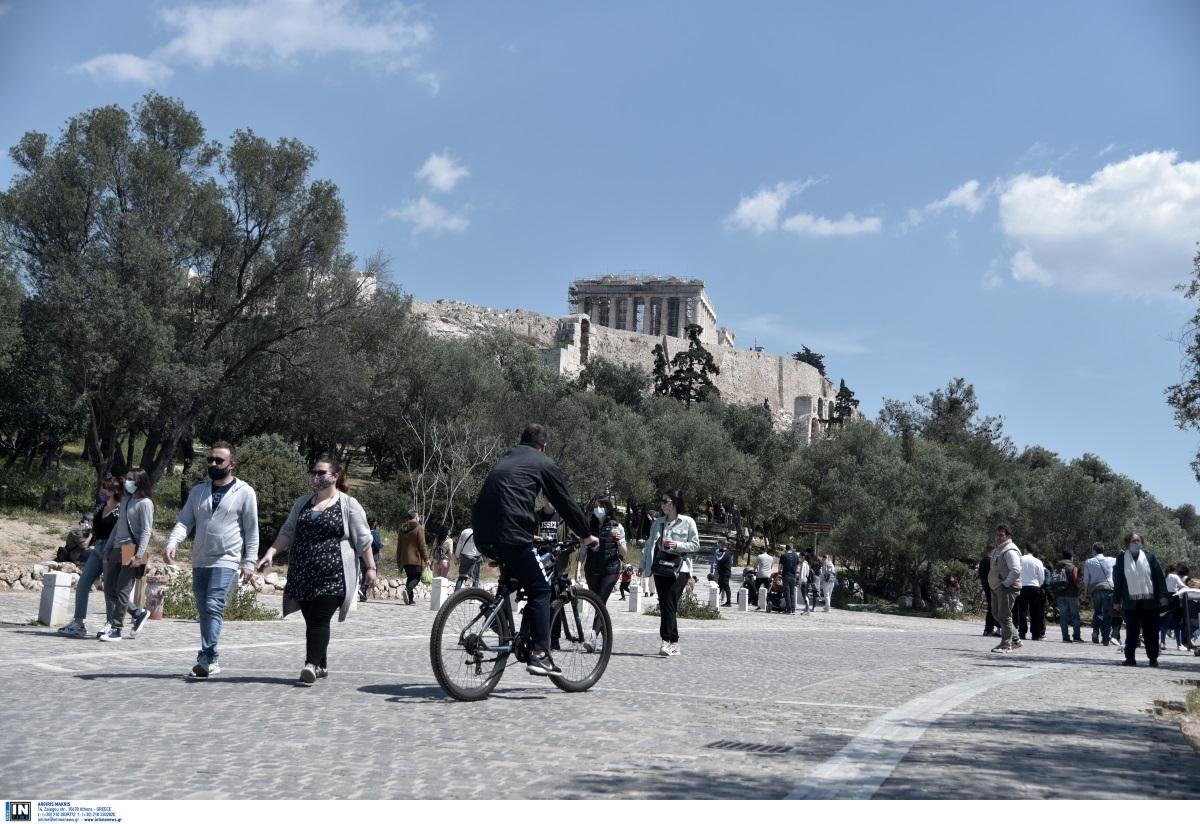 Κορονοϊός: 716 κρούσματα στην Αττική, 218 στη Θεσσαλονίκη – Ο χάρτης της διασποράς