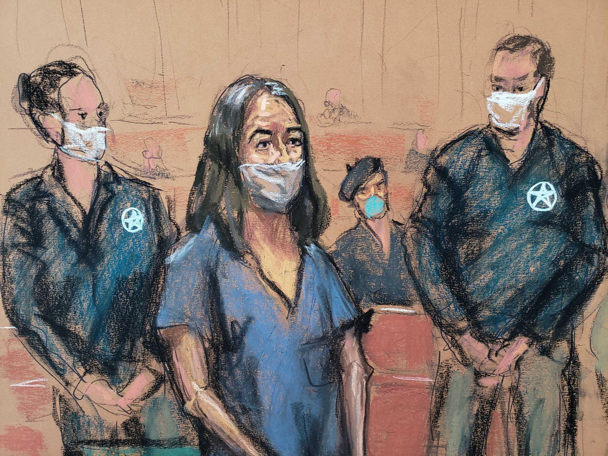 ΗΠΑ: Αθώα δηλώνει η Γκισλέιν Μάξγουελ στη νέα κατηγορία για σωματεμπορία ανηλίκου