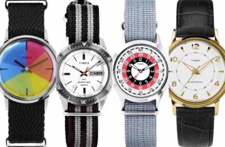 6 πανέμορφα ρολόγια Timex που μπορείτε να αποκτήσετε με τεράστια έκπτωση