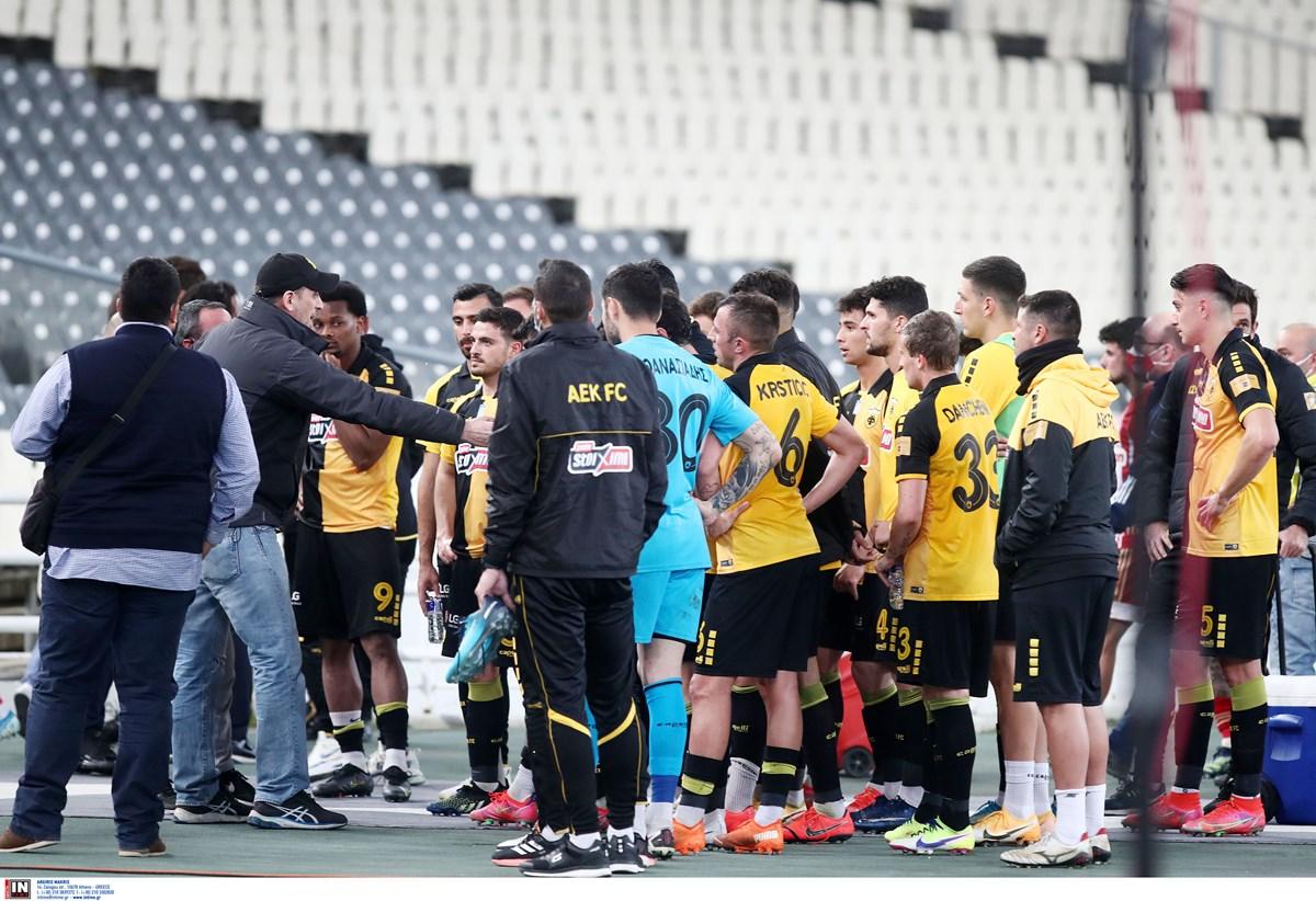 ΑΕΚ: Εκνευρισμένος ο Μελισσανίδης με την είσοδο των οπαδών – Παρέμβαση Μάνταλου