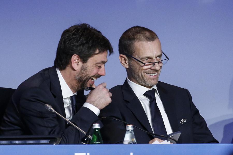 Gazzetta dello Sport: «Ζητάνε από την UEFA μονοετή αποκλεισμό για Ρεάλ και Γιουβέντους»