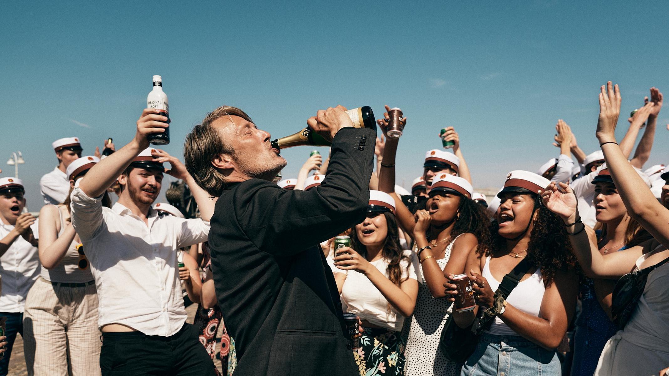 Περιμένοντας τα Όσκαρ:  Το Φεστιβάλ Δράμας «πίνει στην υγειά» της υποψηφιότητας της ταινίας «Άσπρος Πάτος» (video)