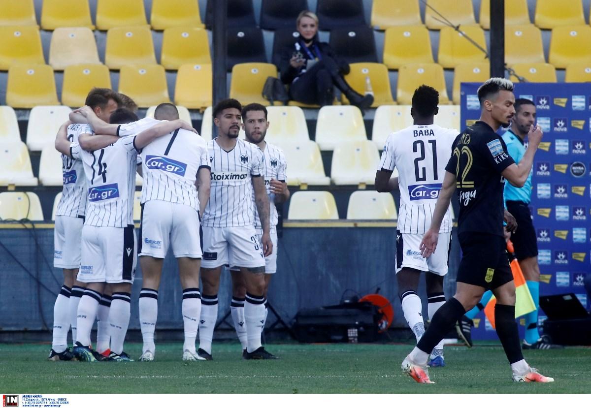 Άρης – ΠΑΟΚ 0-1 ΤΕΛΙΚΟ: Ο Σβαμπ «υπέγραψε» το ντέρμπι της Θεσσαλονίκης