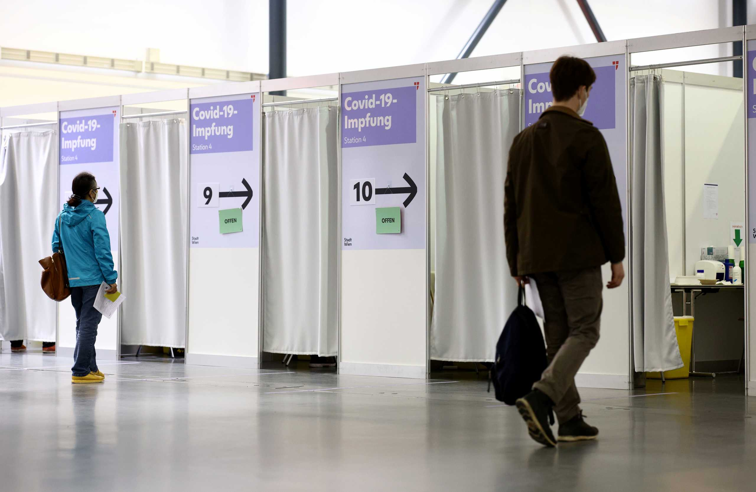 Έτσι θα εφαρμοστεί το «πράσινο διαβατήριο» στην Αυστρία
