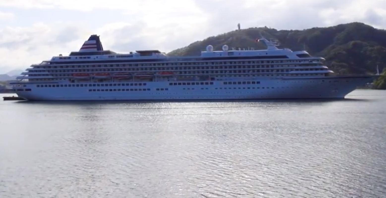 Ιαπωνία: Σε απομόνωση επιβάτης κρουαζιερόπλοιου που βρέθηκε θετικός στον κορονοϊό
